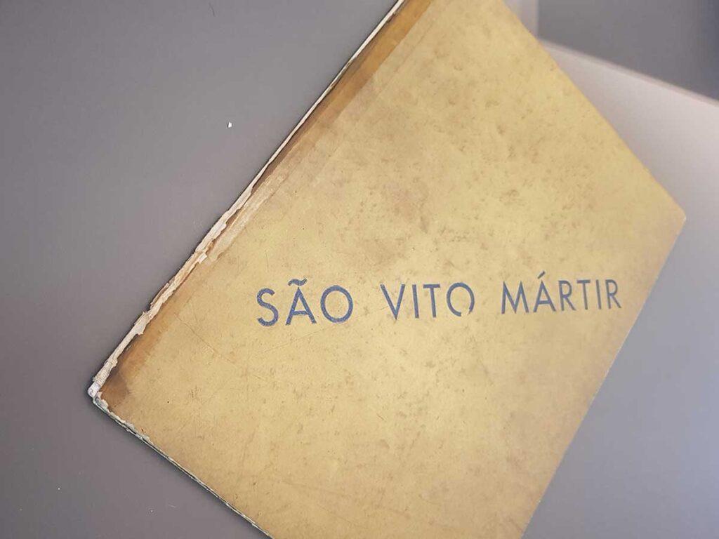 Evviva! San Vito - Giuseppe Laselva - Futuro Arcaico - Osservatorio Artistico Digitale