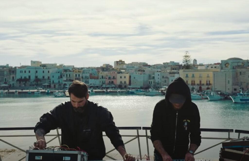 Music Platform_#16 Marco Cassanelli and Deckard (Pyramiden live)
