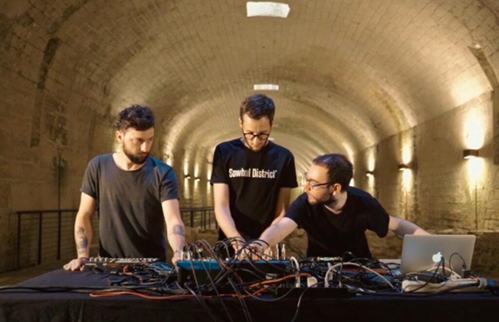 Music Platform_#17 Fragment Dimension – Castello Carlo V (Lecce)