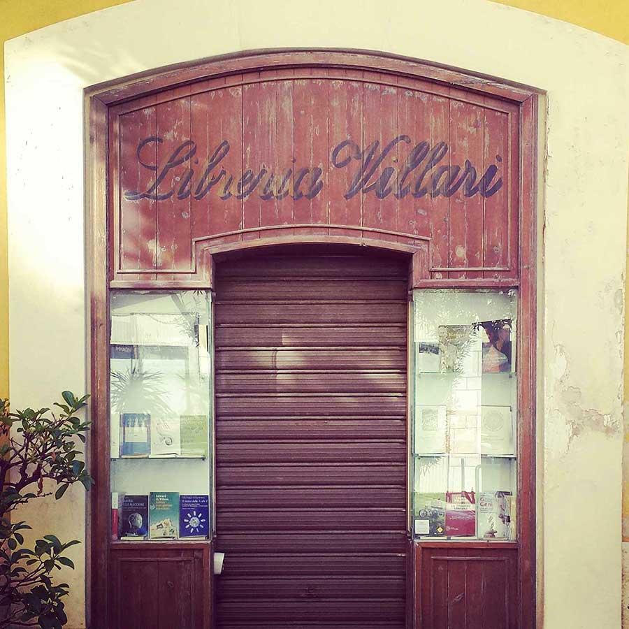 Letters from Puglia_Bari, Libreria Villari_Futuro Arcaico