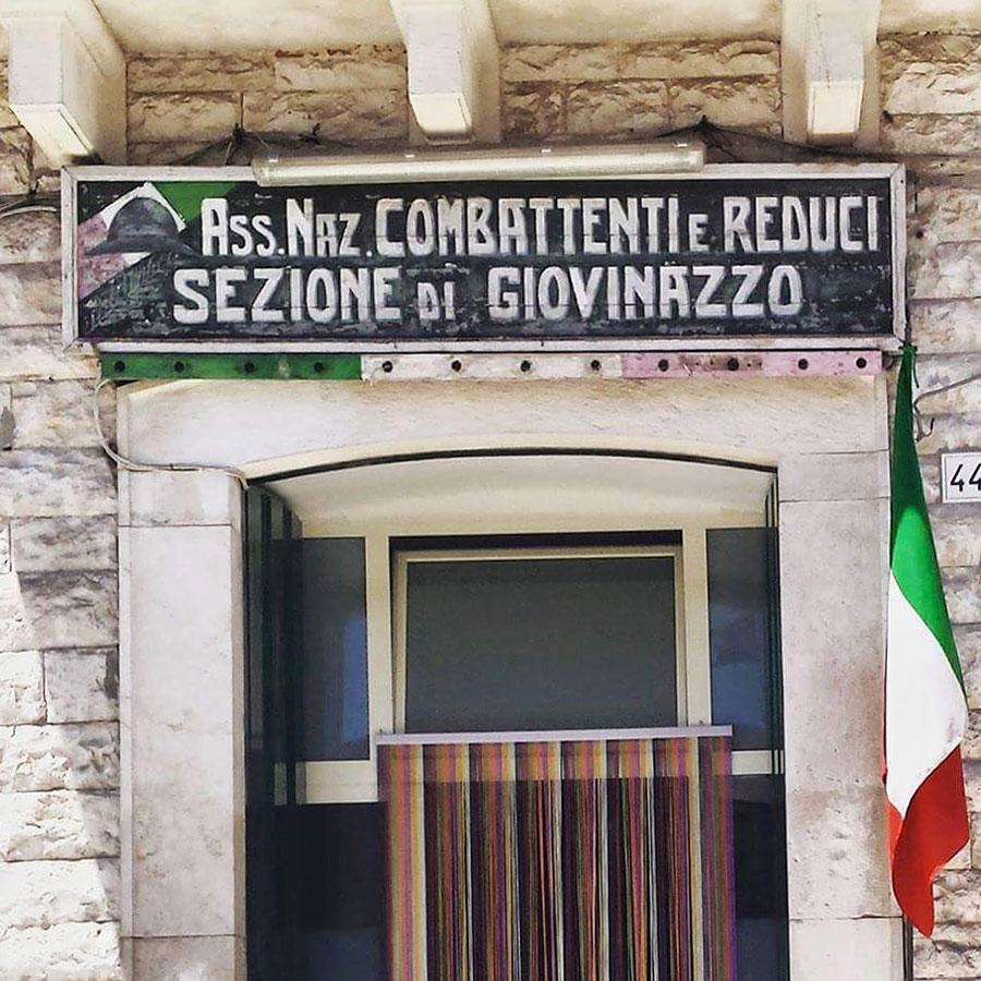 Letters from Puglia_Giovinazzo (BA), Associazione Nazionale Combattenti e Reduci_Futuro Arcaico