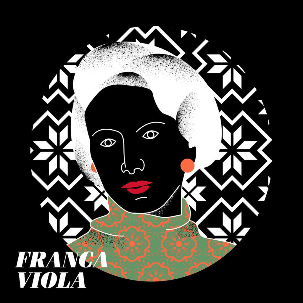 Controeroi — Franca Viola — Giuseppe Laselva