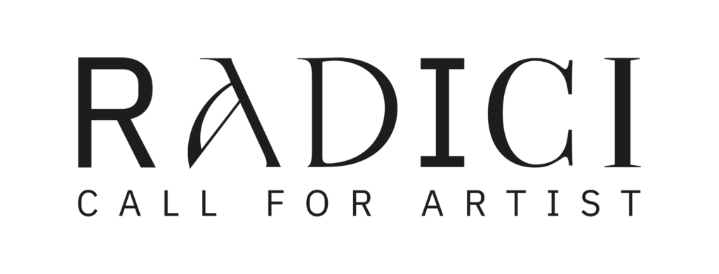 Futuro Arcaico - RADICI call for artist title 1