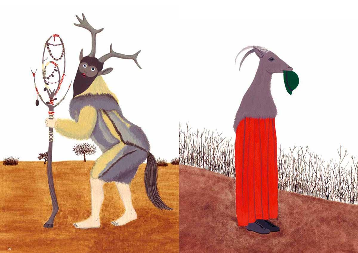 Trois-Frères, 2012 + Habergeis, 2012 — ABC/DEM — DEM — Futuro Arcaico Archivio