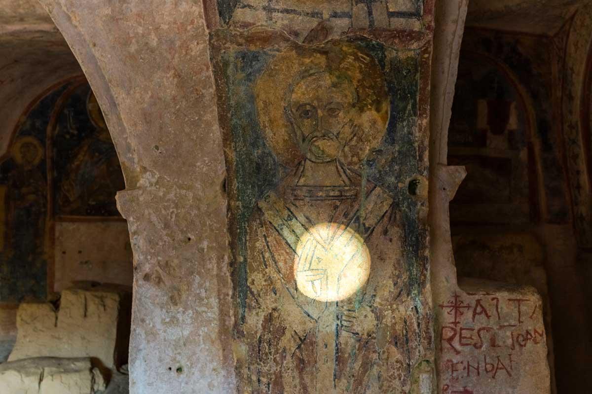 Ierofania San Nicola di Myra - Giuseppe Laera - Futuro Arcaico Archivio