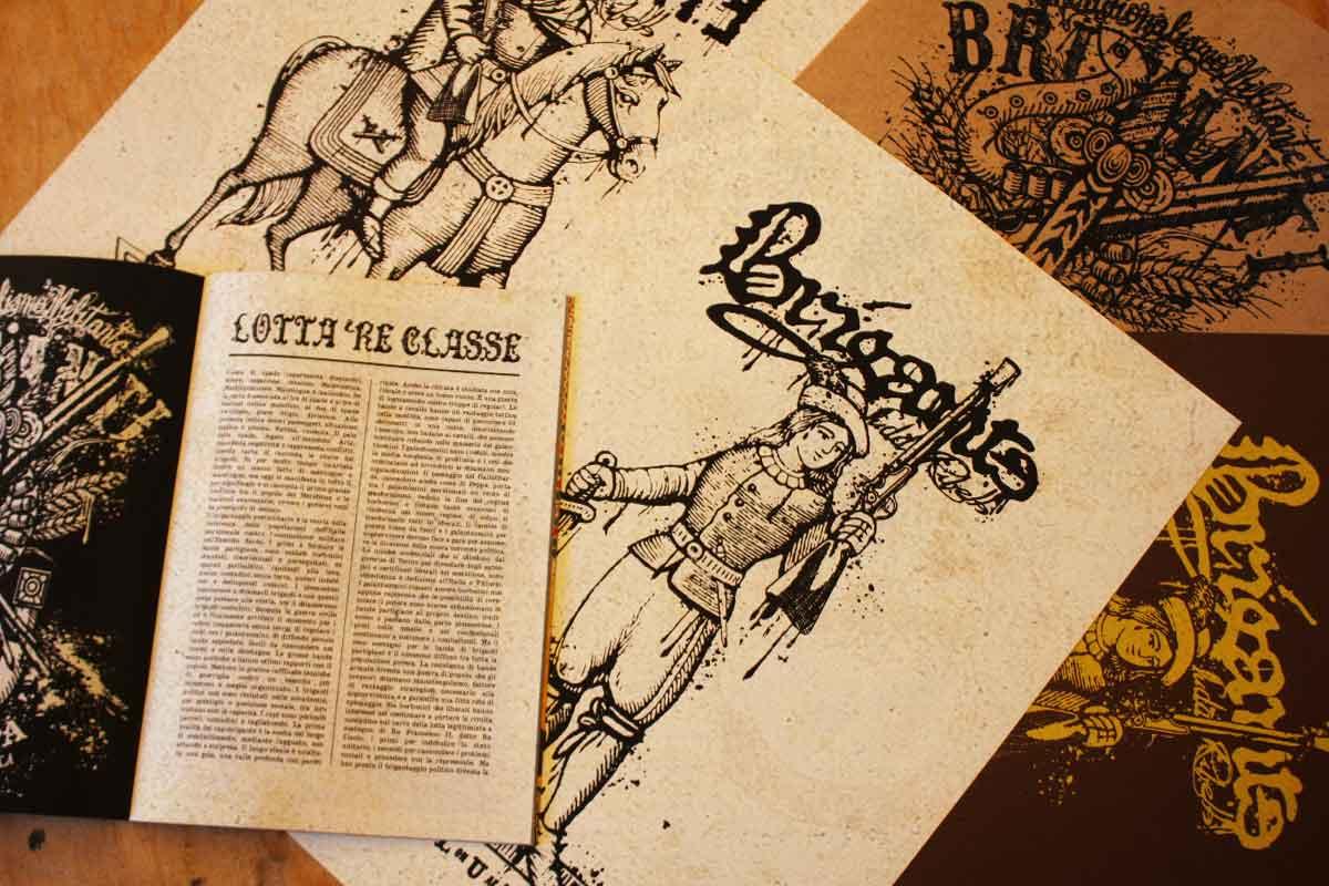 Kalura Meridionalismo — Carte da juoco napulitane de la kalura — Futuro Arcaico Archivio