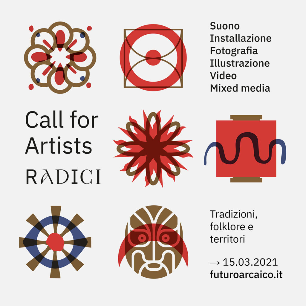Futuro Arcaico - RADICI CALL FUTURO ARCAICO site
