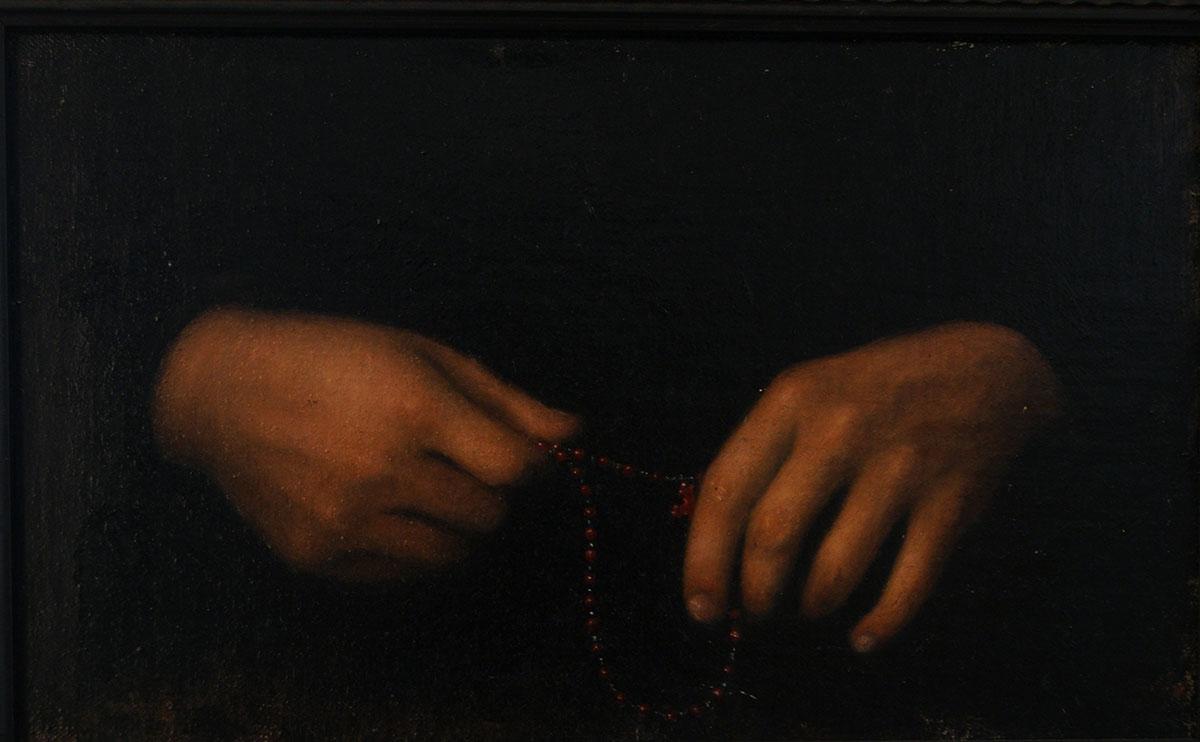 Marcello Nitti — Il buono, il brutto e il cattivo — Futuro Arcaico Archivio