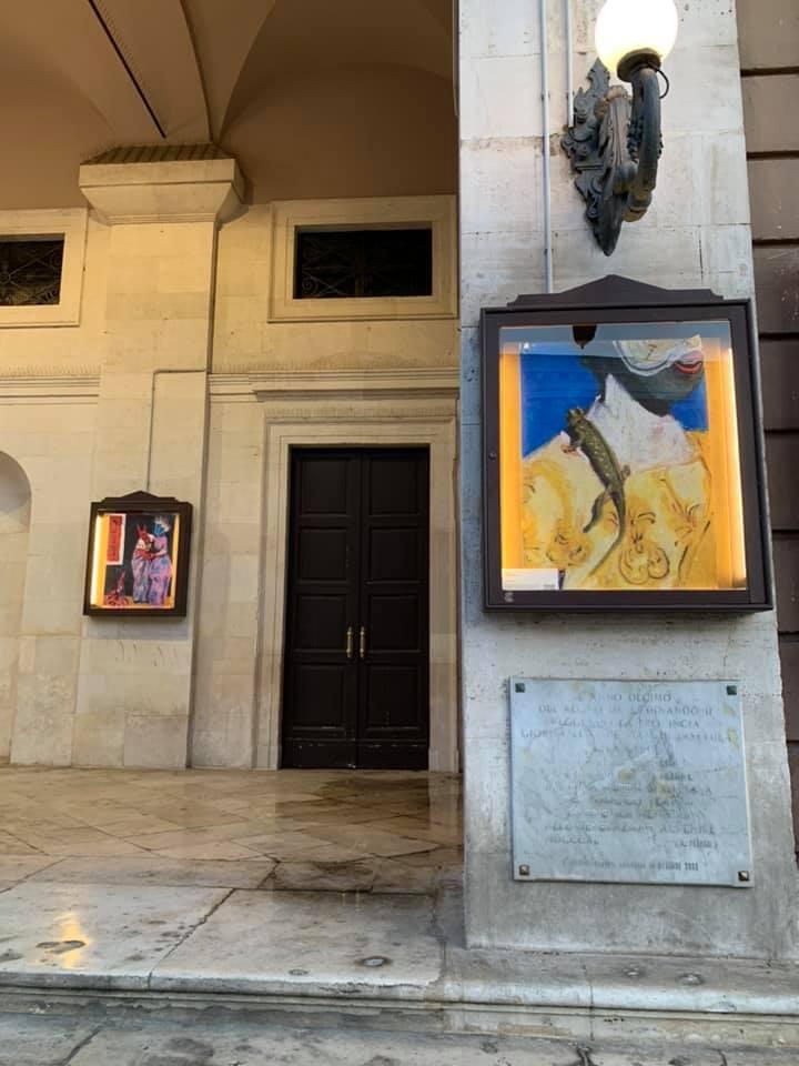 Martina Bruni — Rovina @Futuro Arcaico Fest, Bari