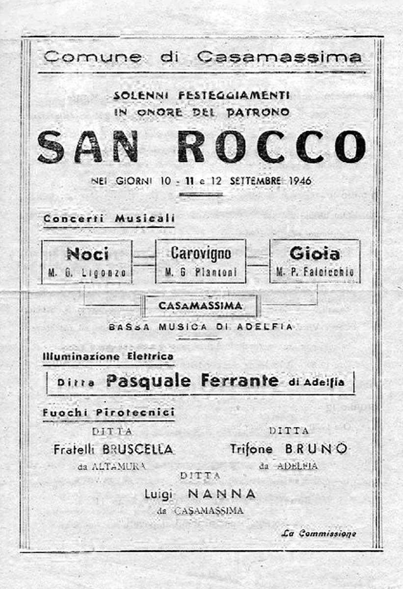 Onofrio Mancini — Futuro Arcaico Archivio_1946
