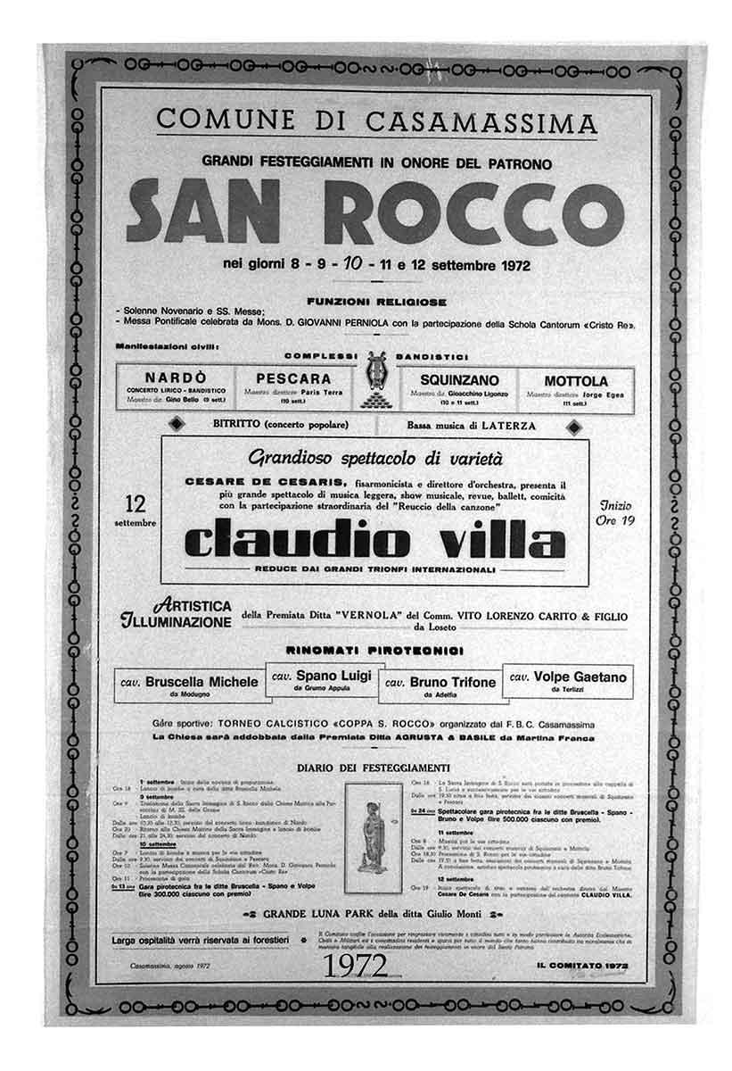 Onofrio Mancini — Futuro Arcaico Archivio_1972