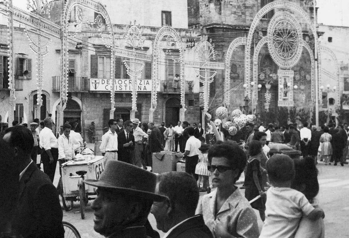 San Rocco — Onofrio Mancini — Futuro Arcaico Archivio_1963