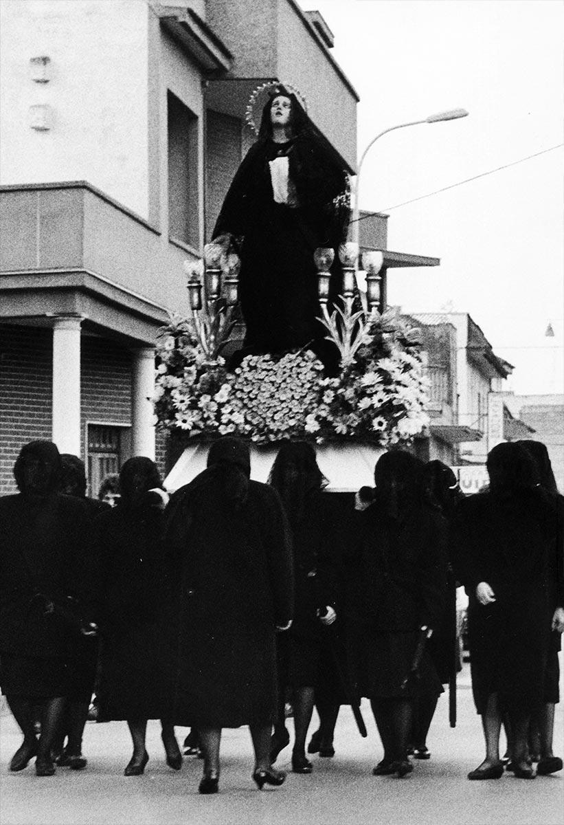 Settimana Santa in Puglia — Onofrio Mancini — Futuro Arcaico Archivio_1989