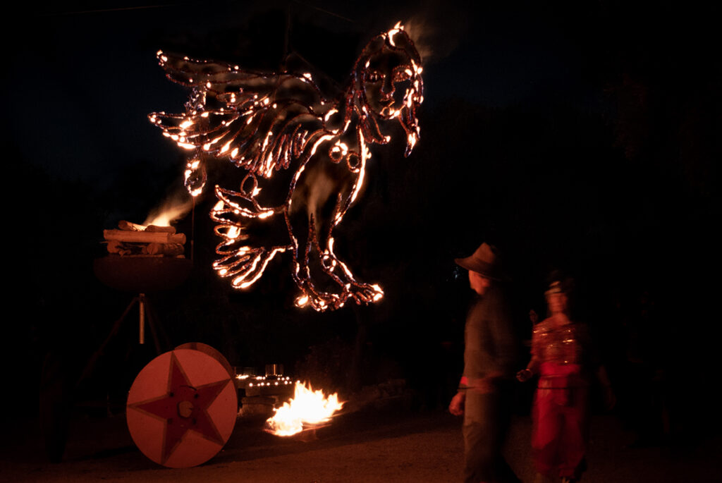 Futuro Arcaico Fest 2021 — Anteprima — Allegra Corbo