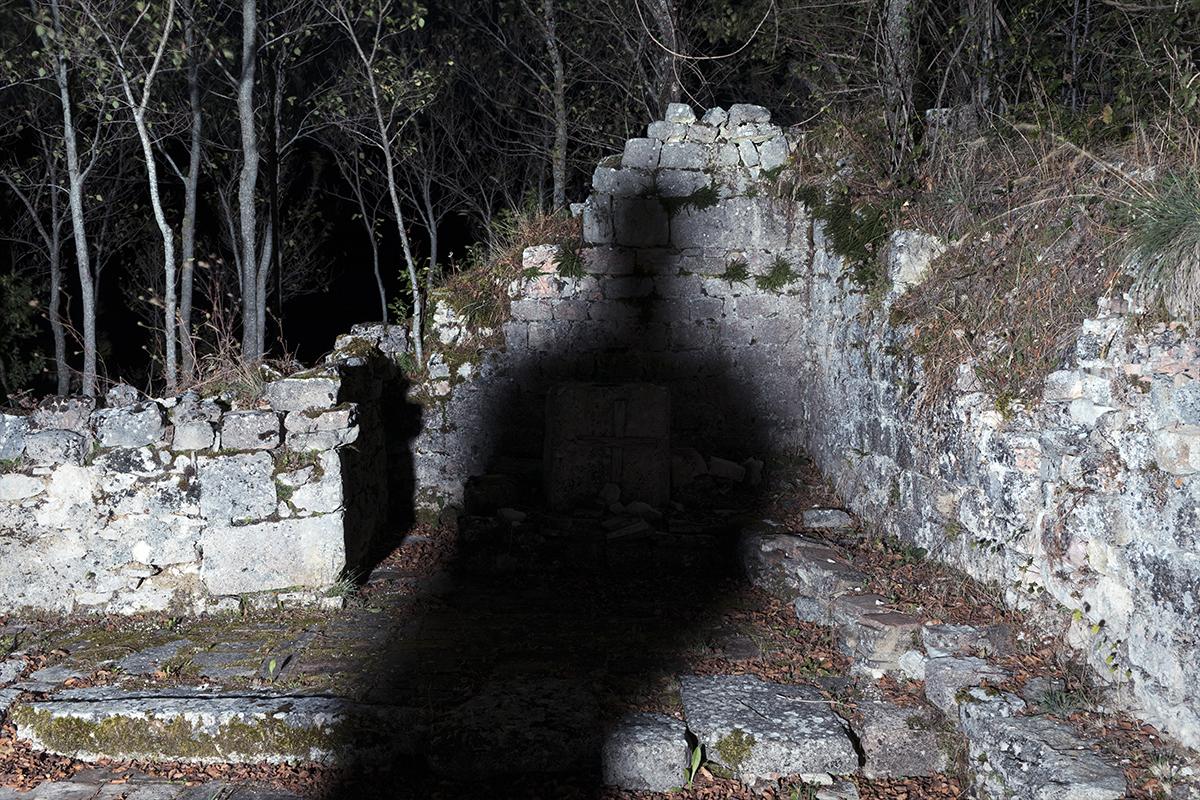 Preja Buia — Giacomo Infantino — Futuro Arcaico Archivio
